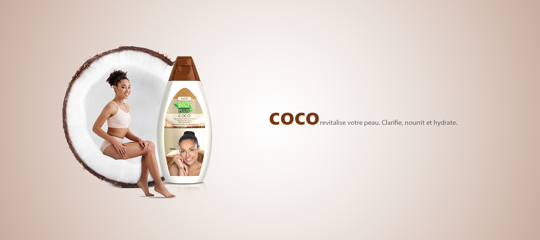 Banner of Bio Plus Coco Product