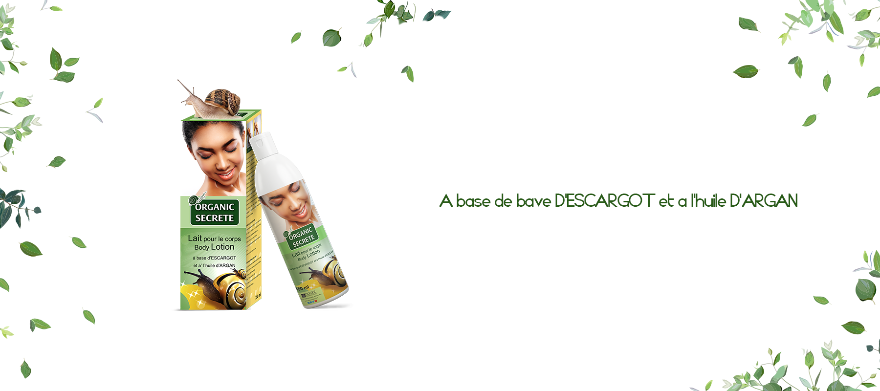 Banner of Organic Secret Products